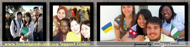 Study In Ukraine Support Desk